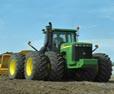 John Deere Traktörleri