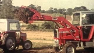 Massey Ferguson 1970'ler