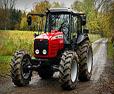 Massey Ferguson 4400 Traktör Tanıtımı