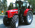 Massey Ferguson 5400 Traktör Tanıtımı